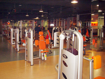 Fitness Club case