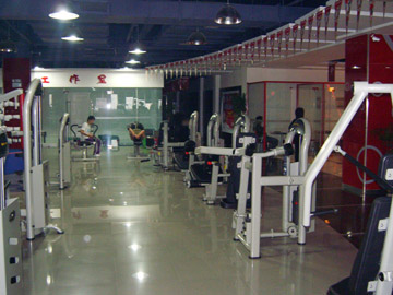 Bally Total Fitness Health Club