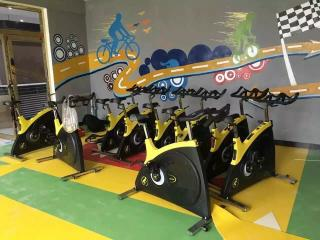 GANAS share- Ningxia Feinitesi fitness club fitness equipment selection Ganas