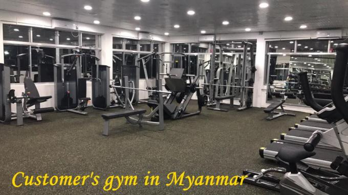 Find the right gym equipment wholesaler in China