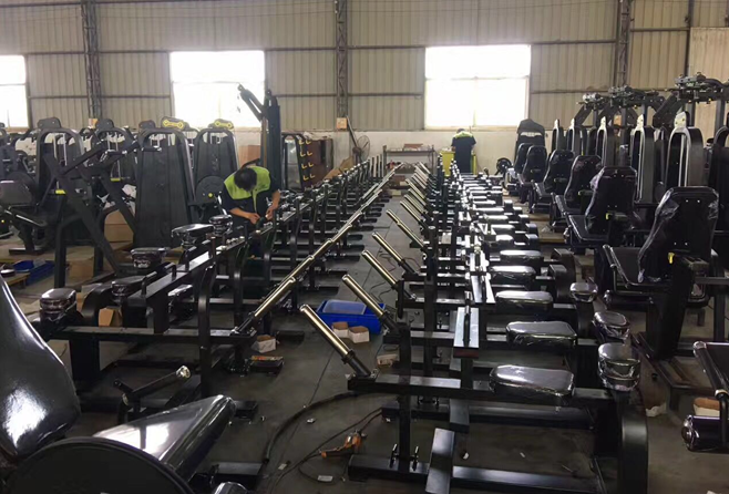 Strength manufacturers, Kangyi fitness equipment factory