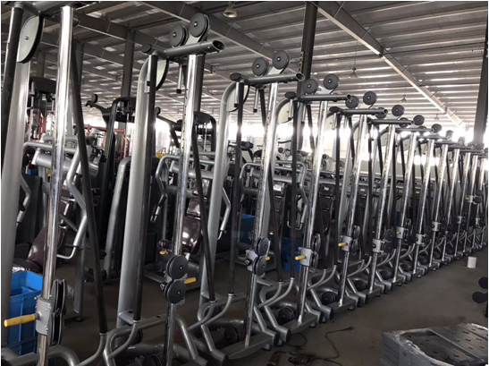 Guangzhou fitness equipment manufacturers, 15 years  focus on production