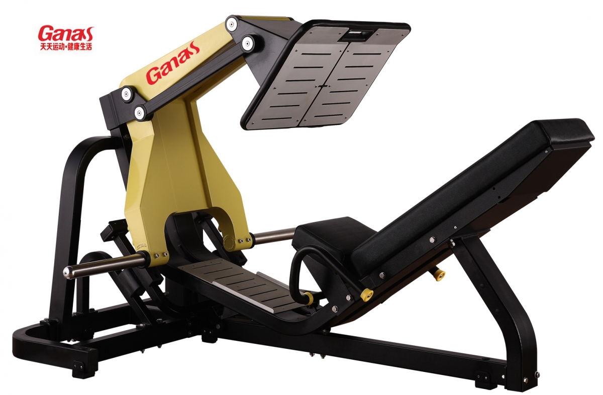 45 degree inverted pedal machine KY-9110