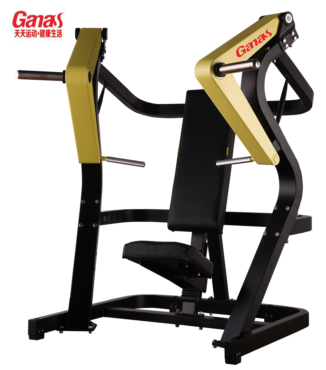 Sitting chest pushing device KY-9101