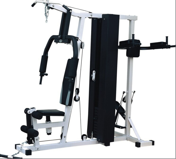 Three Stations Multi Gym/life fitness jungle gym KY-103