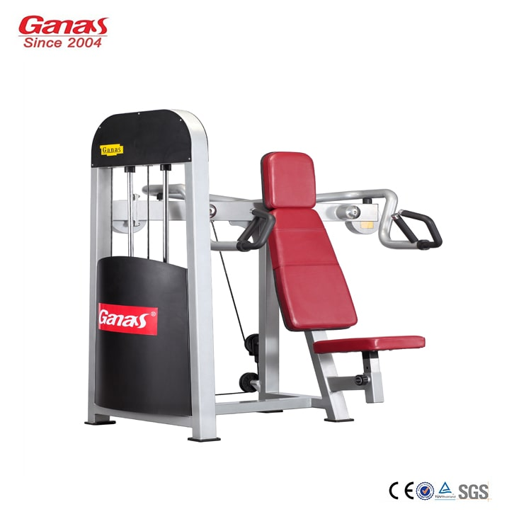 Commercial Gym Equipment Suppliers: Shoulder Press MT-6001-China Commercial Gym Equipment