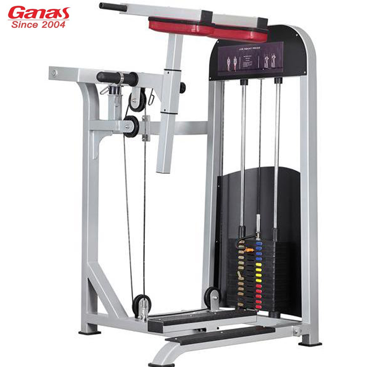 Commercial Exercise Equipment Brands: Standing Calf Machine MT-6025 -China Commercial Gym