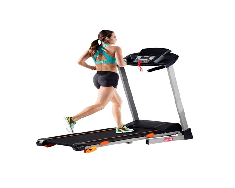 T21E--commercial motorized treadmill