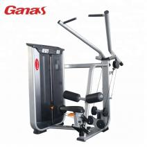 diverging lat pulldown machine