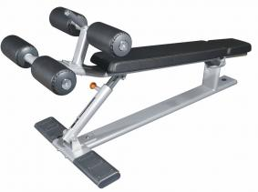Adjustable AB Crunch Bench