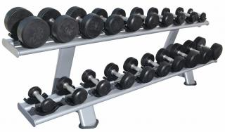 2-TIER DUMBBELL RACK 10PAIRS